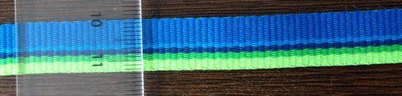5色織ネックストラップ2