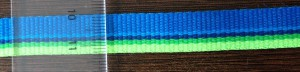 2色・3色織ネックストラップ事例
